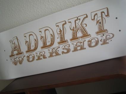 ADDIKT WORKSHOP