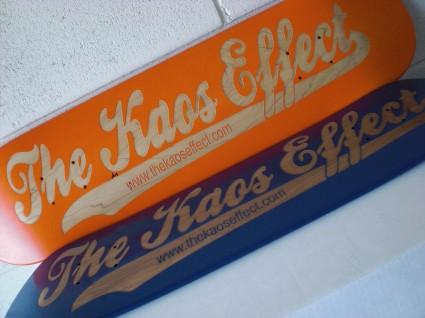 THE KAOS EFFECT
