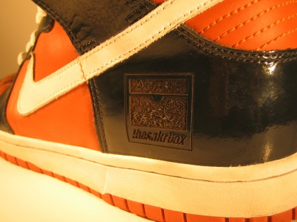 PATENT LEATHER DUNK